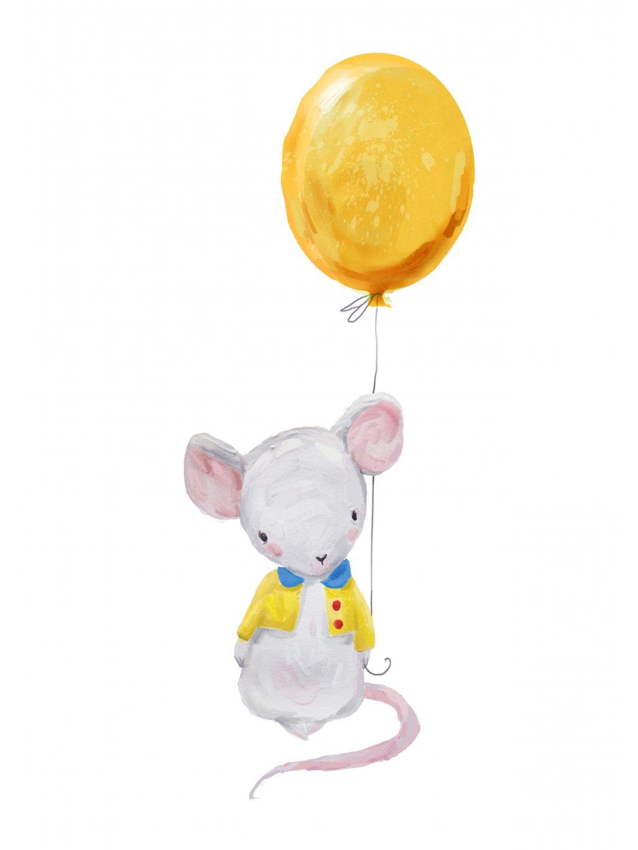 Plakát pan myšák
