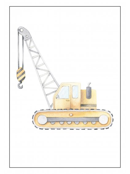 stavební stroj 1