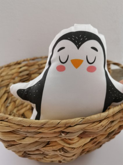 Kousátko tučňák ELIÁŠ