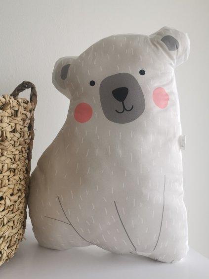 Polštářek lední medvěd THEO