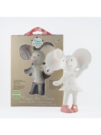 Meiya&Alvin Pískátko/kousátko myška Meiya