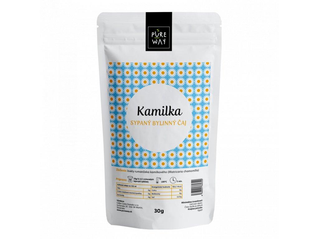 kamilka tea