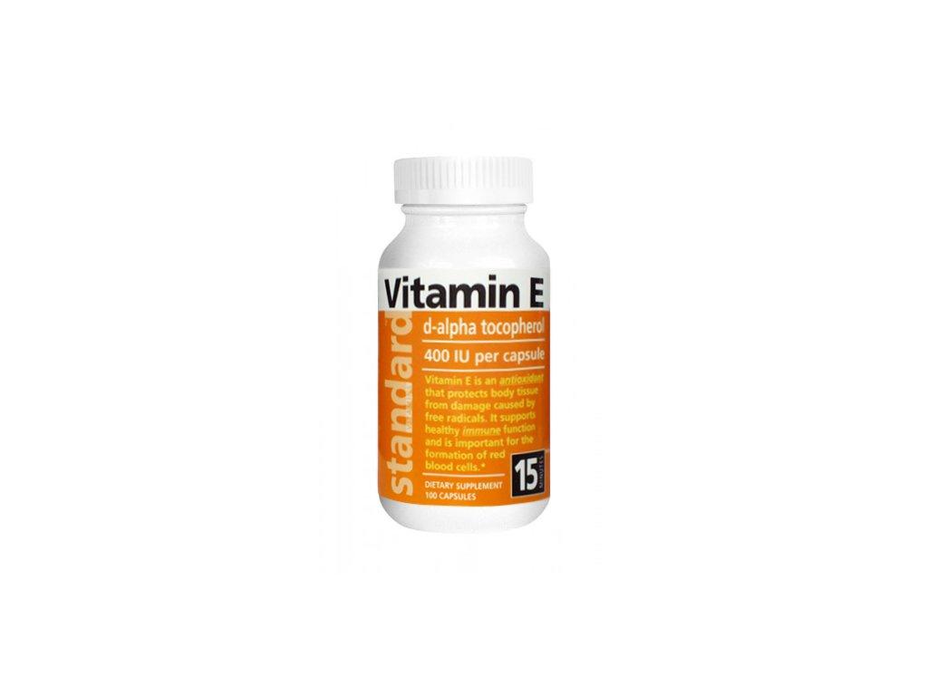 548 vitamin e 400 iu prirodny 100 kapsul