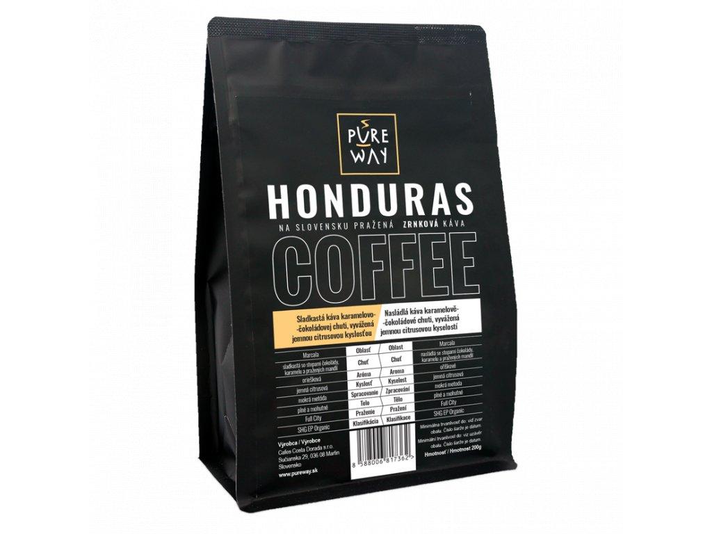 Pureway Honduras 200g zrnková