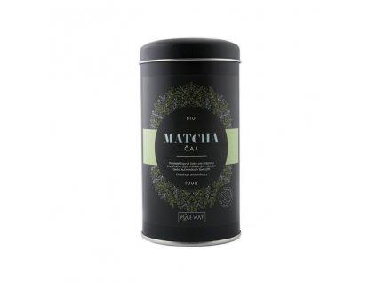 Pureway Matcha caj 100g plechovka