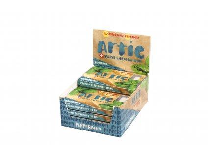 Artic Premium Peppermint bez aspartamu von 10x10ks