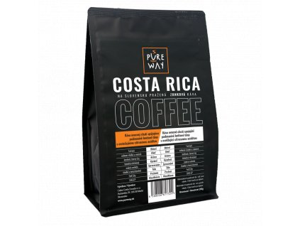 Pureway Costa Rica 200g zrnková