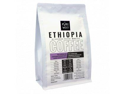 Pureway Ethiopia 200g mleta