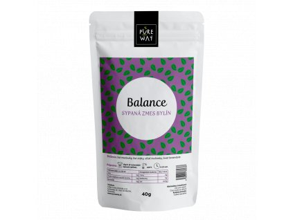 balance tea