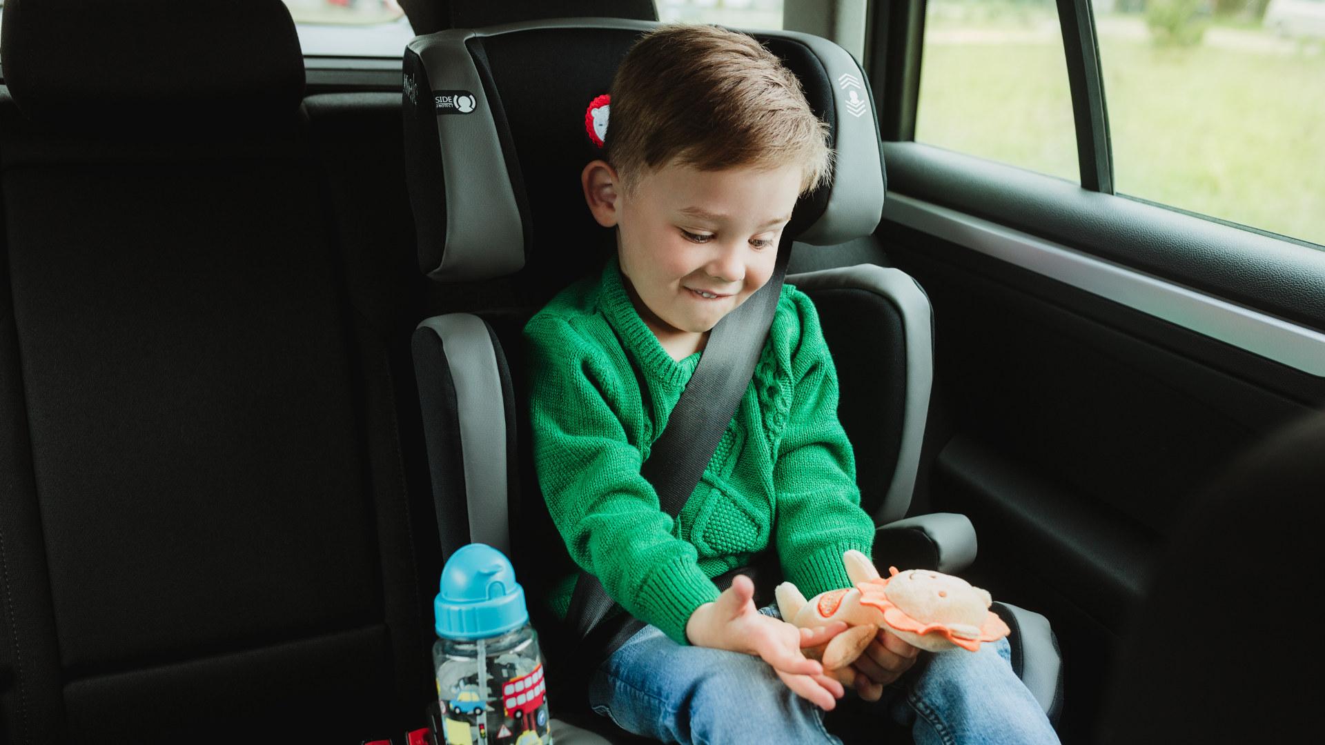 3 zásady pro snadné cestování autem s dětmi