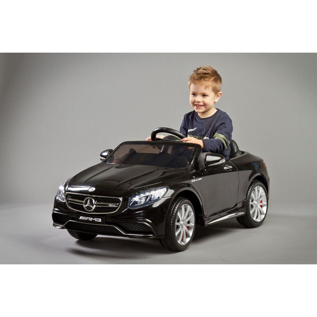 Dětská elektrická autíčka