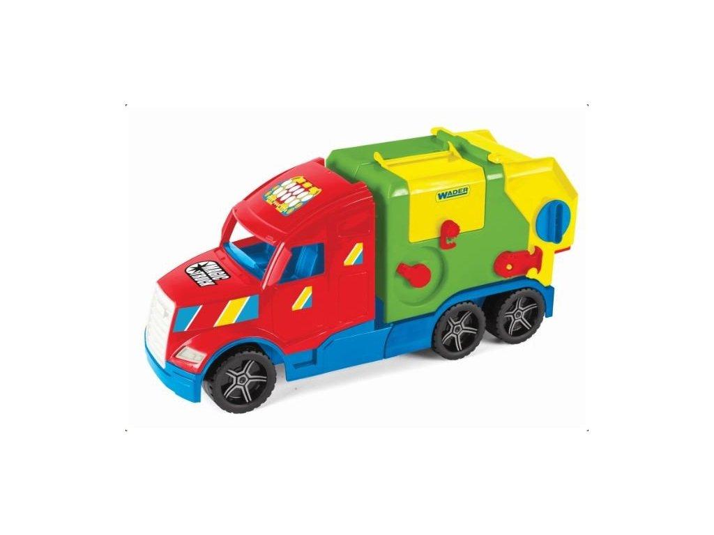 Screenshot 2020 12 02 Magic Truck Basic śmieciarka