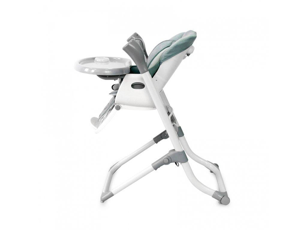 Jídelní židlička Lorelli VENTURA GREY