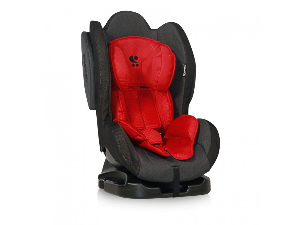Autosedačka Lorelli SIGMA 0-25KG RED&BLACK