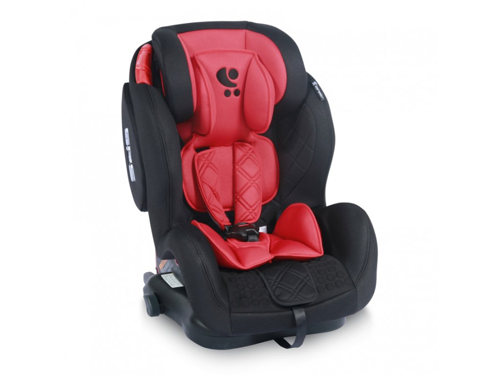 Autosedačka Lorelli TITAN SPS 9-36 KG BLACK&RED