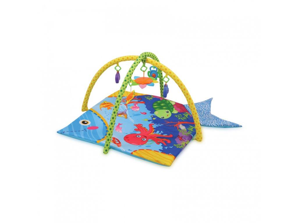 Hrací deka s hrazdou Lorelli OCEAN
