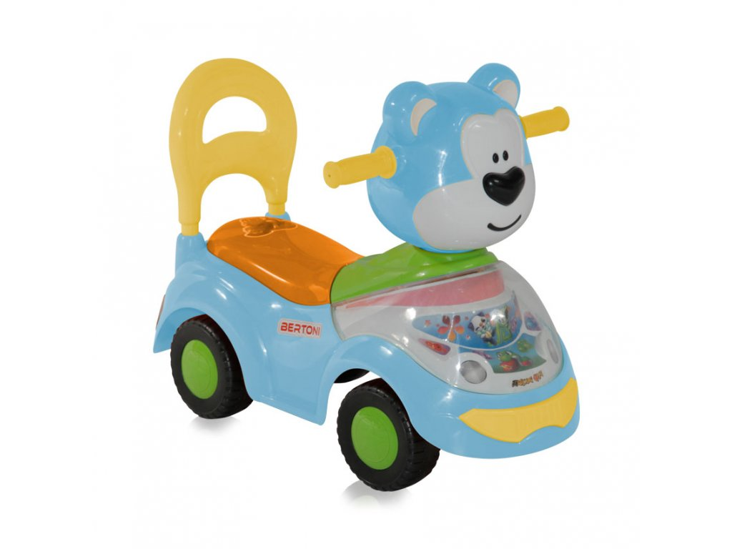 Odrážedlo auto Lorelli BEAR BLUE