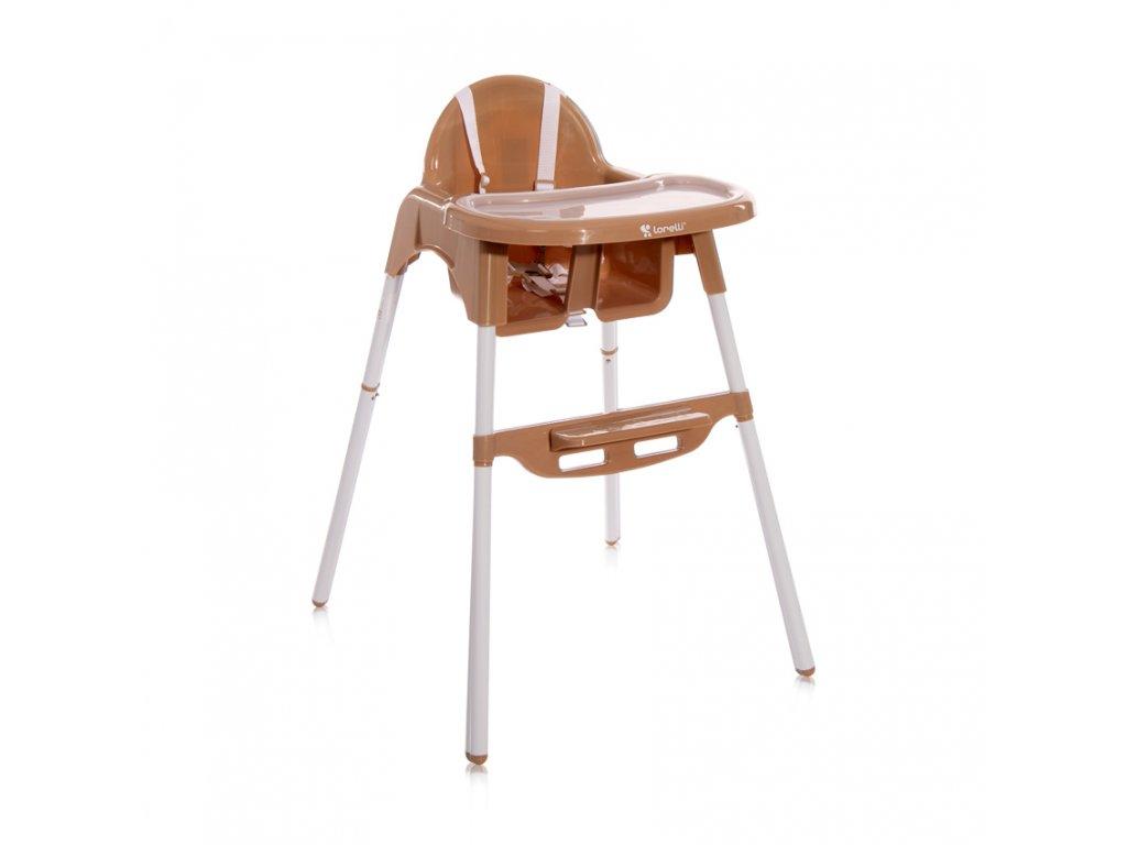 Jídelní židlička Lorelli AMARO BEIGE