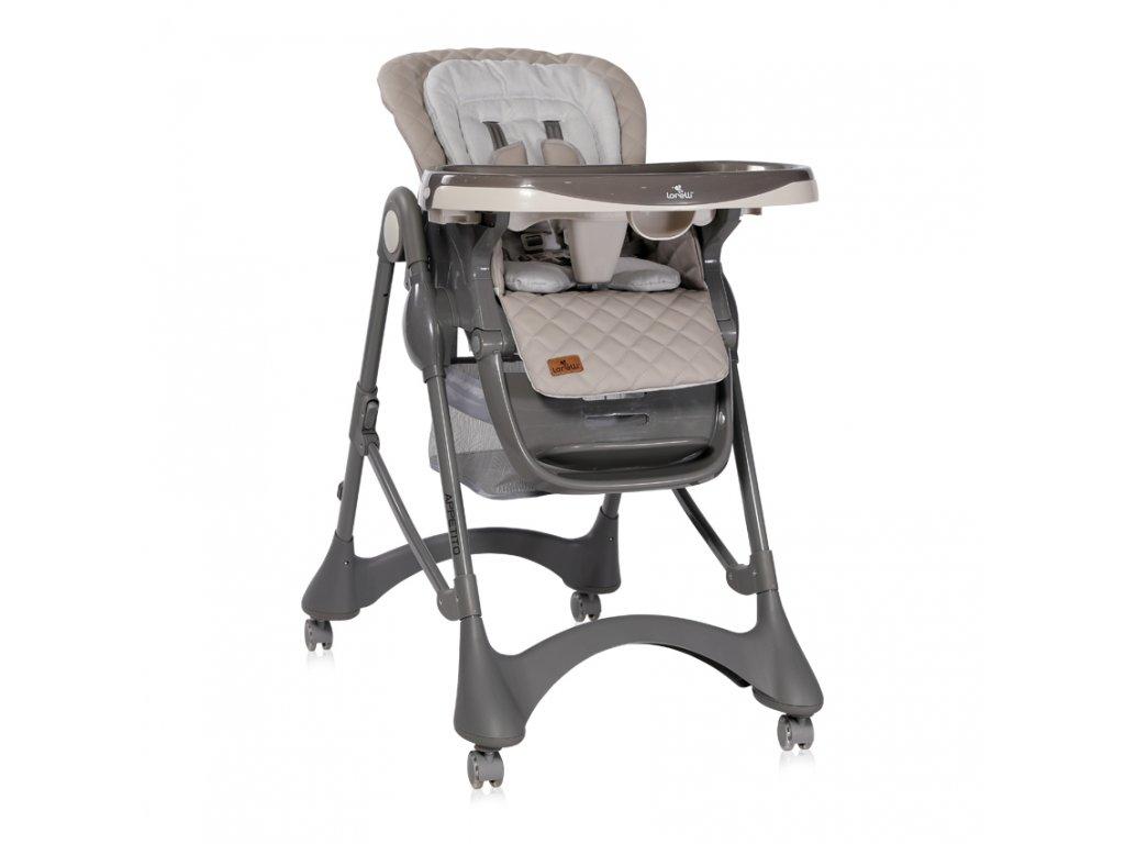 Jídelní židlička Lorelli APPETITO BEIGE