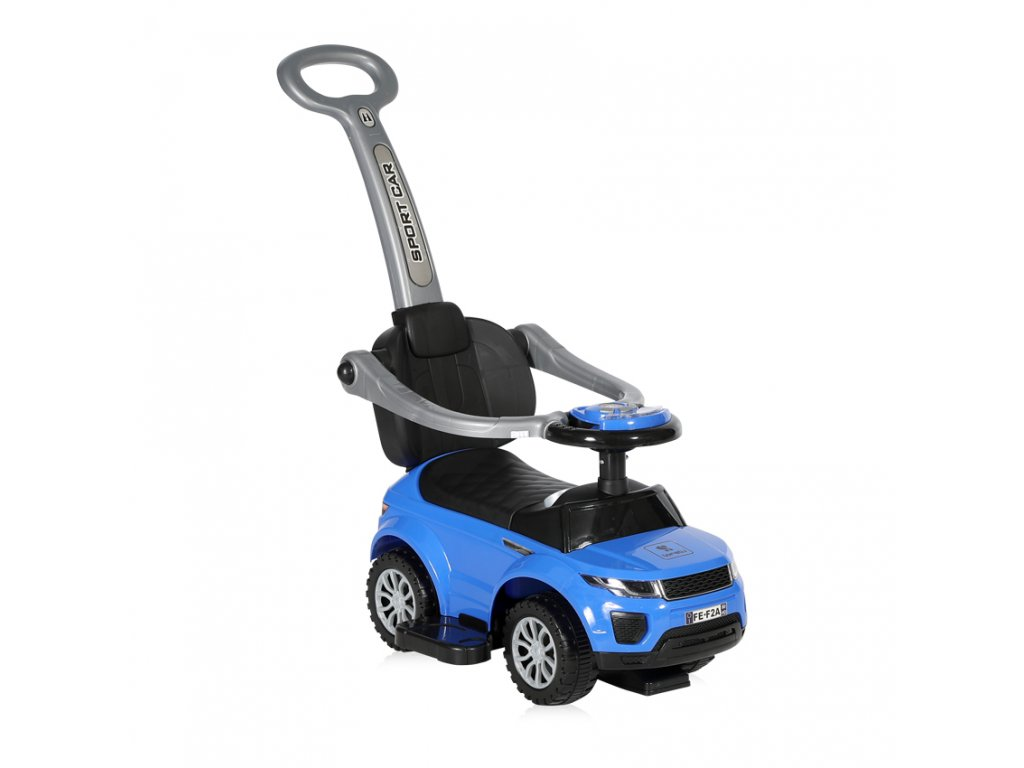 Odrážedlo auto Lorelli OFF ROAD + Vodicí tyčí BLUE