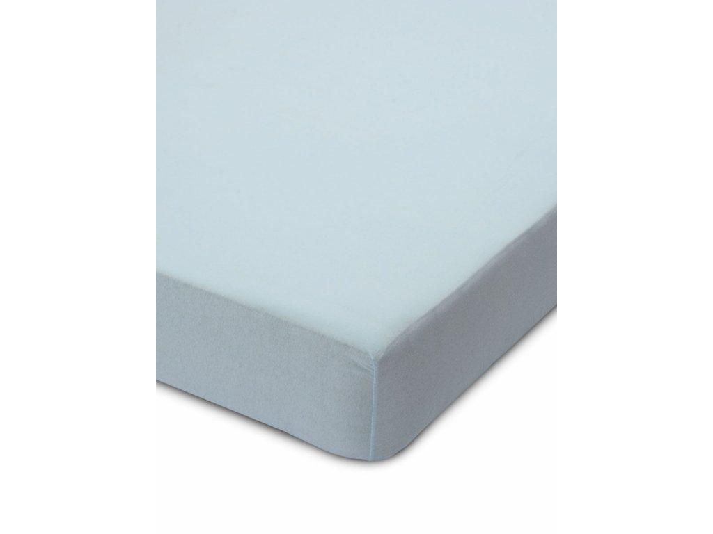 Bavlněné prostěradlo Lorelli Jersey 60x120 cm béžové