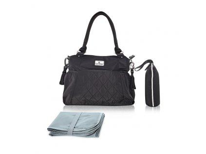 Přebalovací taška Lorelli KRISTIN BLACK