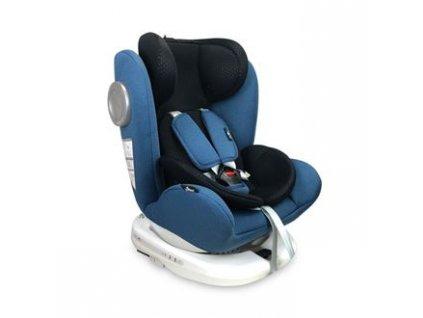 0243360 autosedacka lusso sps isofix 0 36 kg blueblack 330