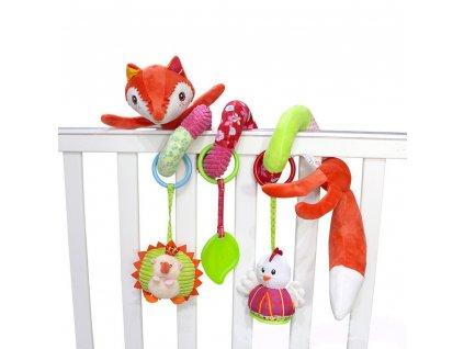 Spirála hračka Lorelli LIŠKA FOX