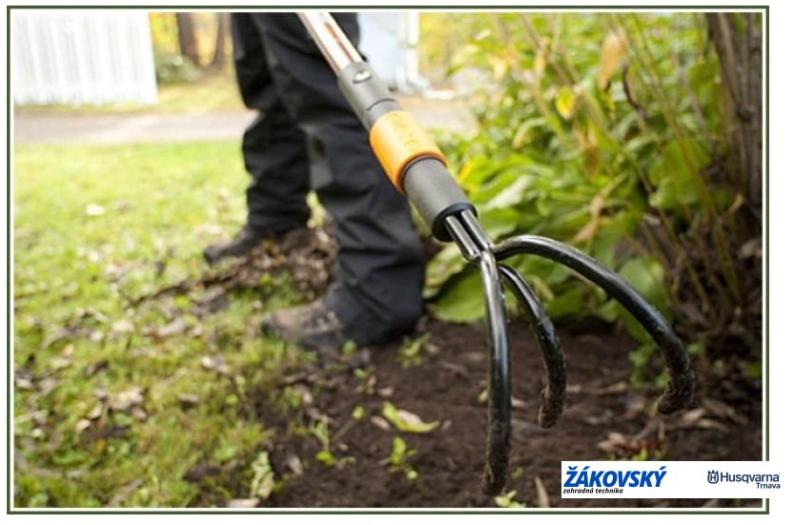 Pri výbere kultivátora zohľadnite plochu aj kvalitu pôdy