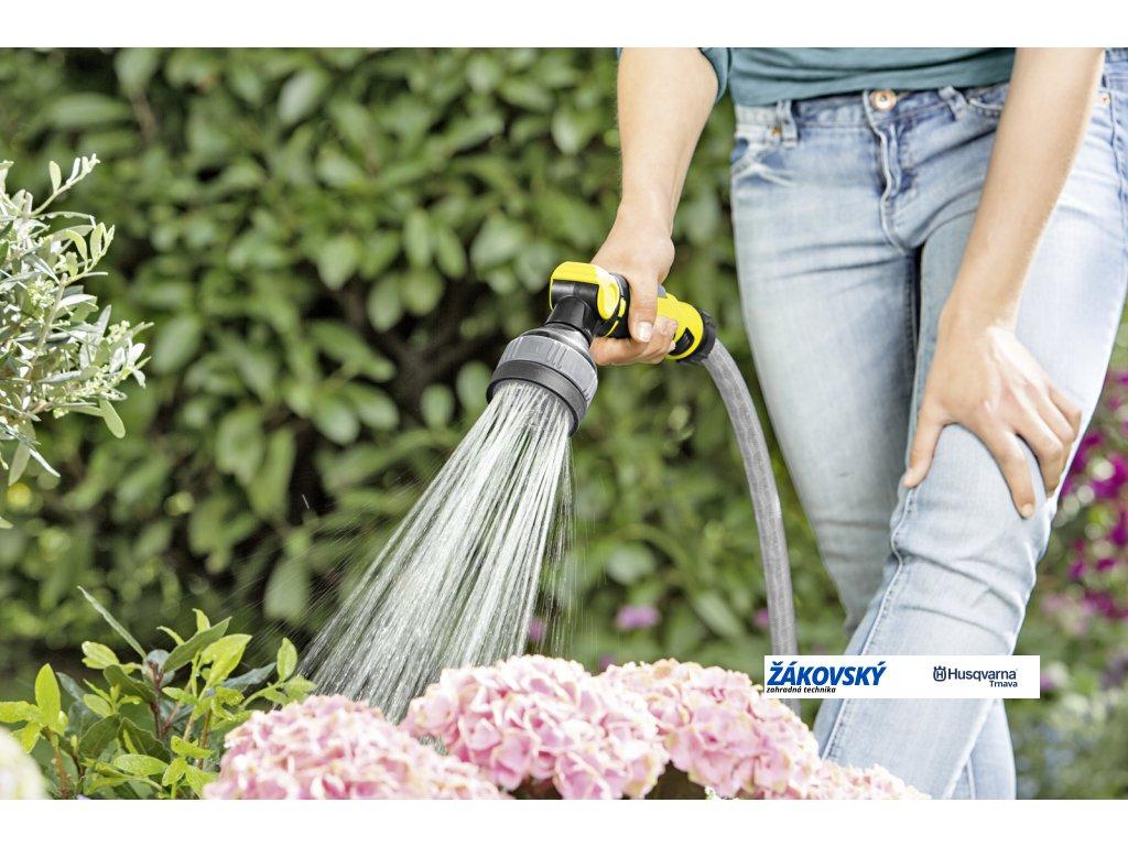Hľadáte postrekovač na záhradu? Pomôžeme vám s výberom