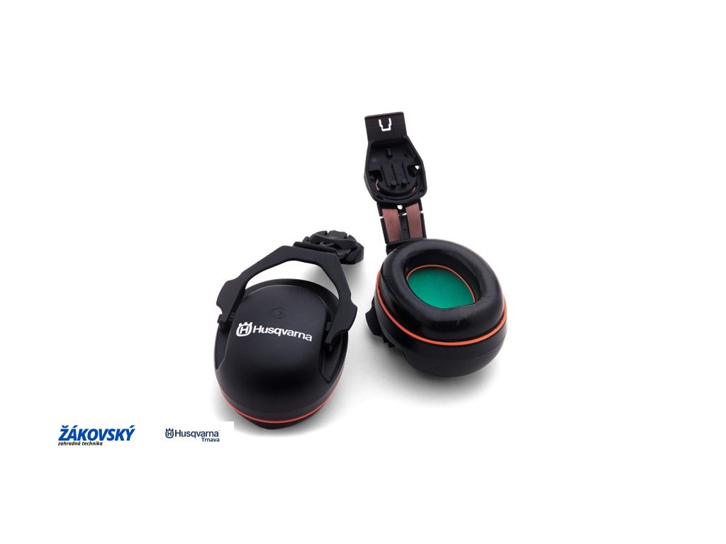 Mušľové chrániče sluchu, H300
