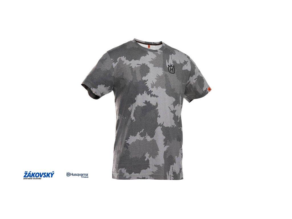 Tričko s krátkym rukávom Forest Camo, unisex