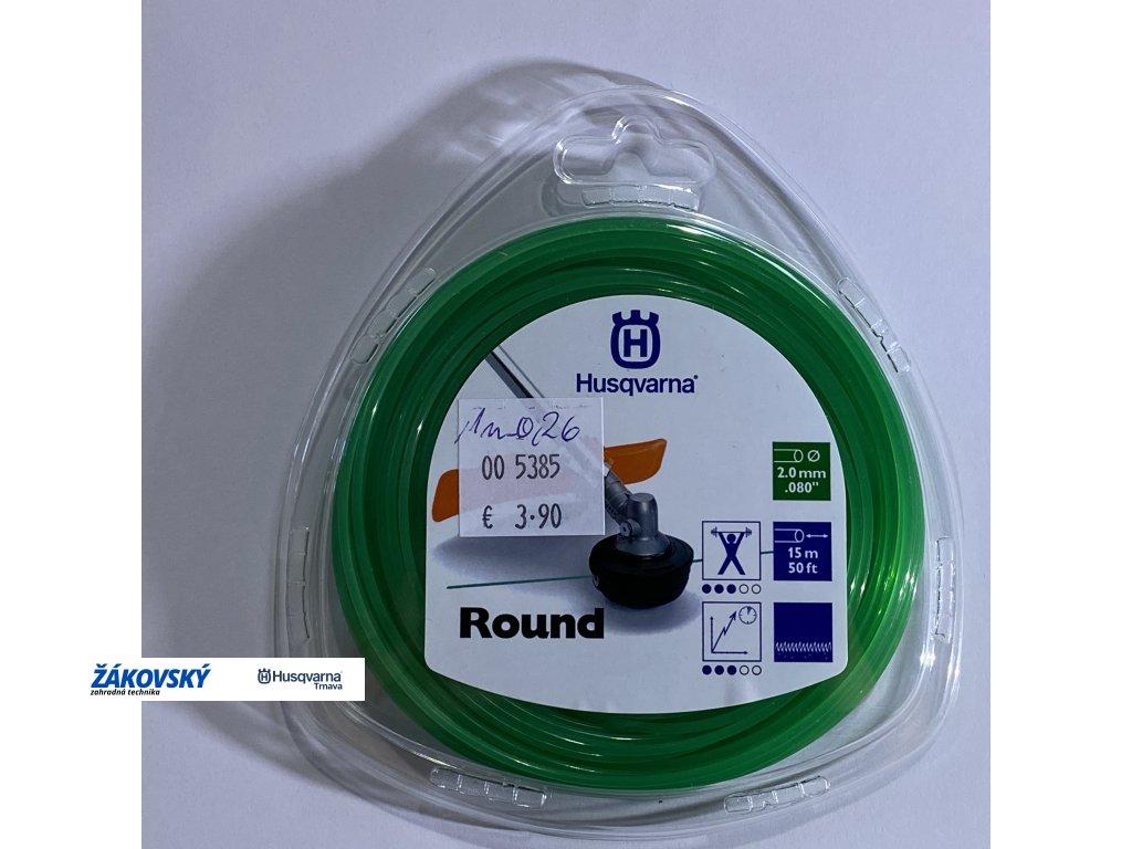 Vyžínacie lanko Opti Round 2,0mm - 15m
