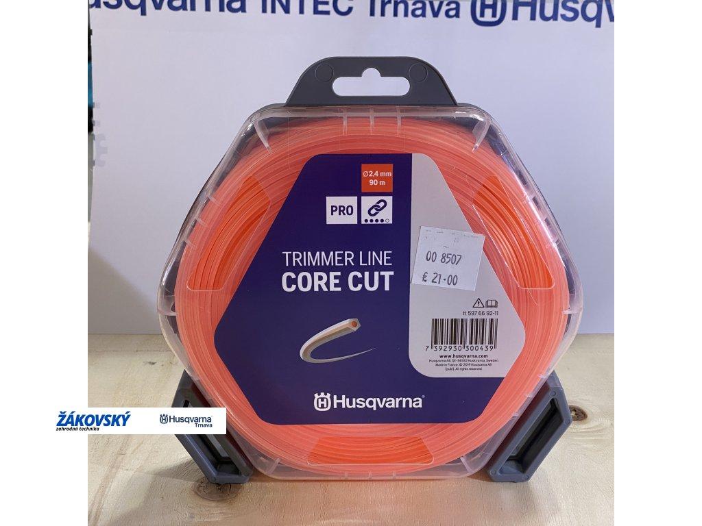 Vyžínacie lanko CoreCut 2,4mm - 90m
