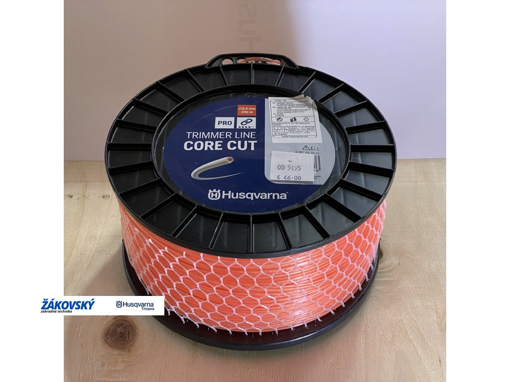 Vyžínacie lanko CoreCut 2,4mm - 240m