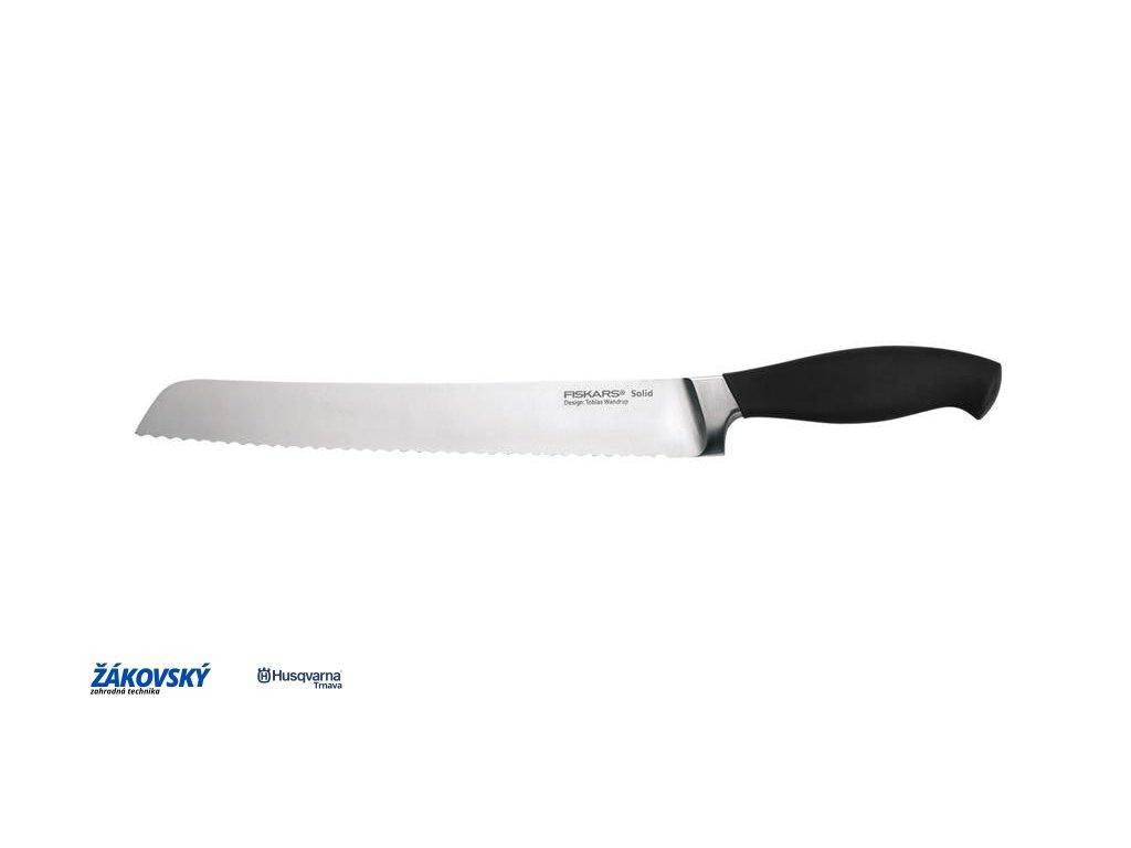 Nôž na chlieb a pečivo 21 cm FISKARS