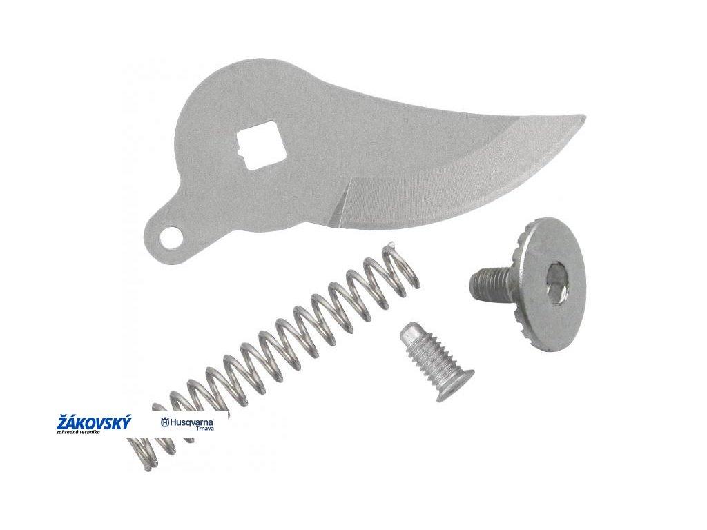 Náhradná čepeľ, pružina a skrutky pre FISKARS P100