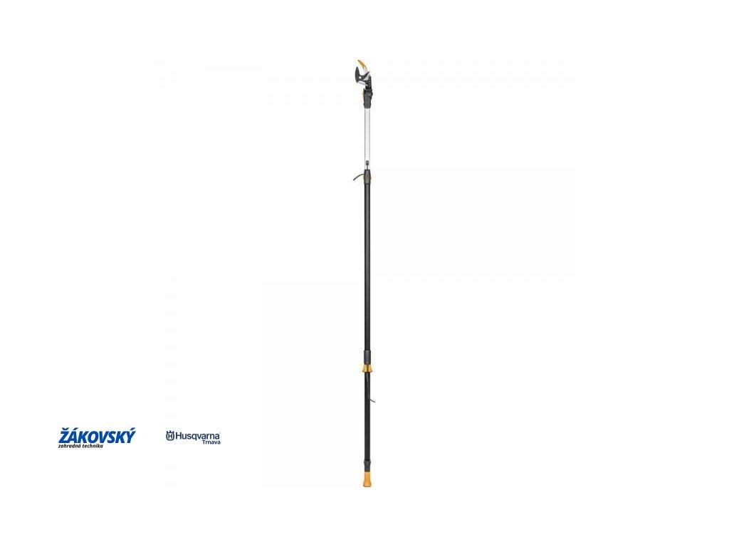 Teleskopické záhradné nožnice FISKARS PowerGear X UPX86