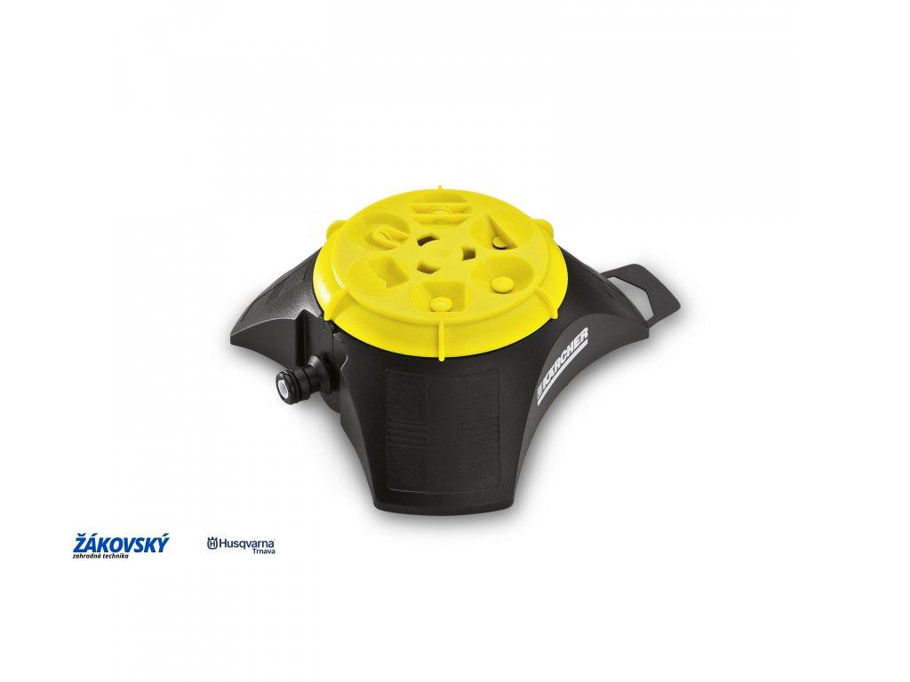 Multifunkčný plošný zavlažovač MS 100 so 6 možnosťami nastavenia