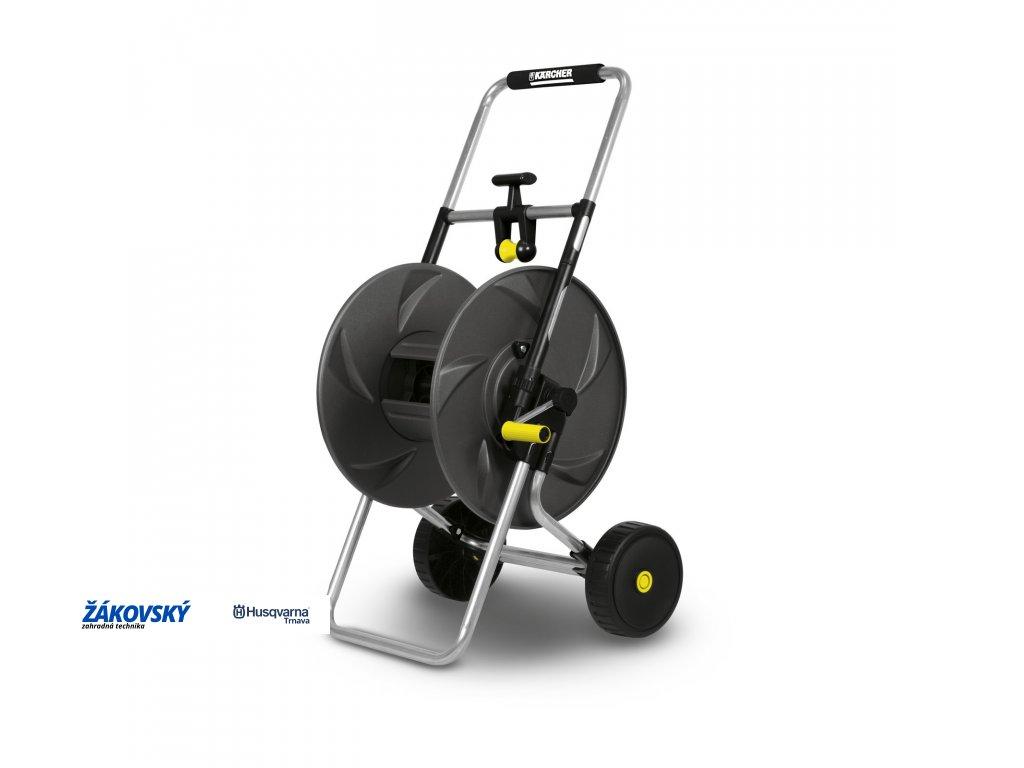 Kovový hadicový vozík HT 80 M