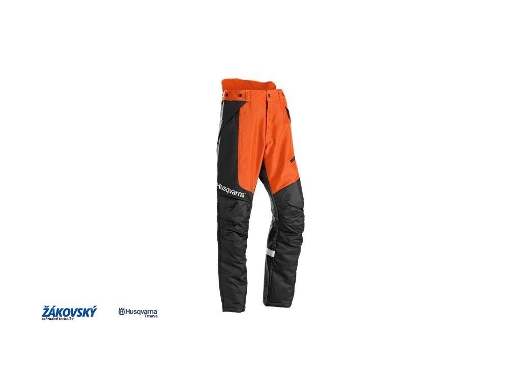 Nohavice Technical pre prácu s krovinorezom alebo vyžínačom