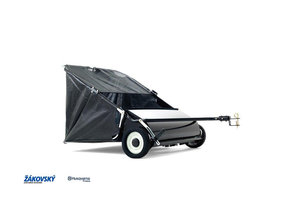 """Sweeper / Zberný vozík na trávu 82 cm / 32"""""""