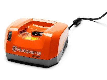 Nabíjačka batérií Husqvarna QC330
