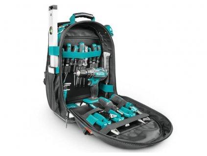 makita e 05511 profesionalny ruksak na naradie s organizerom