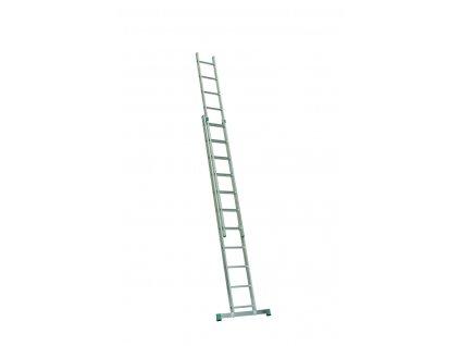 Rebrík dvojdielny výsuvný 7209 PROFI