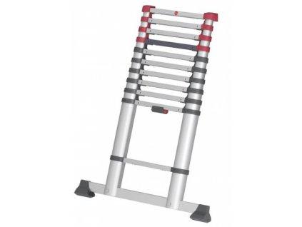 Rebrík teleskopický hliníkový T80 Flexline 380