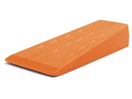 Drevorubačský klin 14 cm z tvrdeného plastu