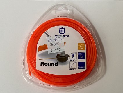 Vyžínacie lanko Opti round 1,5mm - 15m