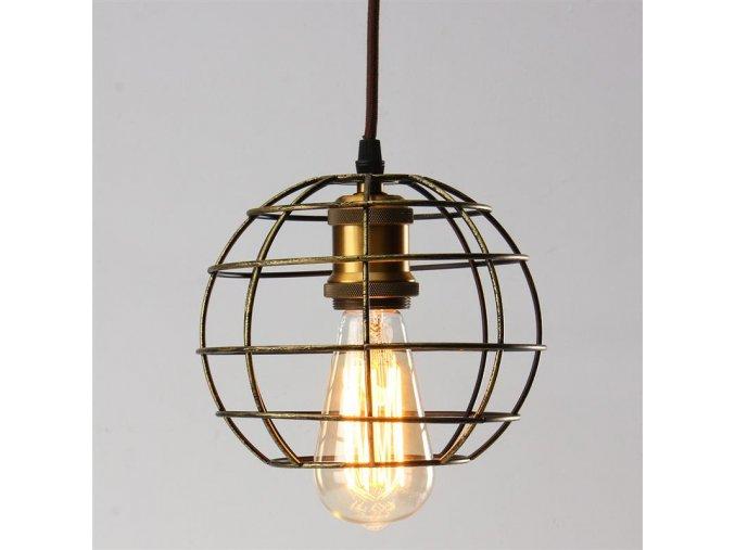 Industriální světlo 4