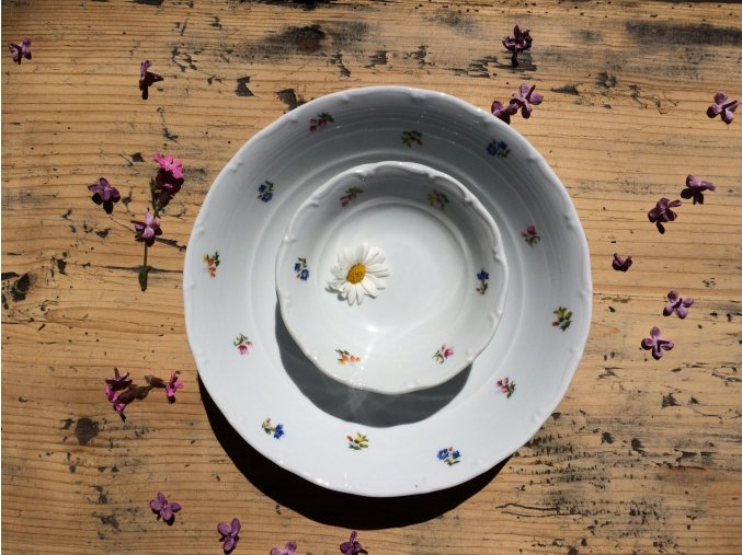 salátová mísa+miska
